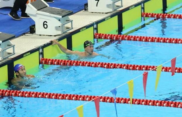 Asian Para Games: Vo Thanh Tung pha ky luc cua dai hoi tu nam 2010 hinh anh 2