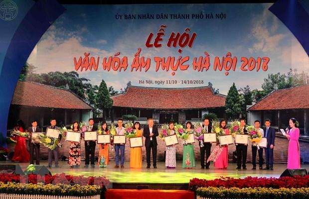 Tim lai ky uc Ha Noi xua qua huong vi am thuc truyen thong hinh anh 2