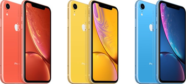 Apple mo dat hang truoc voi mau iPhone XR, gia tu 749 USD hinh anh 1