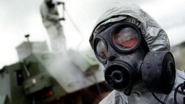 Syria khang dinh khong su dung vu khi hoa hoc trong chien tranh hinh anh 1