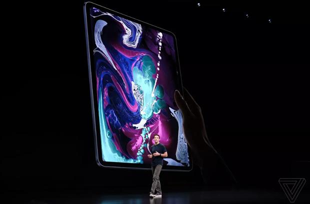 iPad Pro moi chinh thuc ra mat voi Face ID, cau hinh manh me hinh anh 1