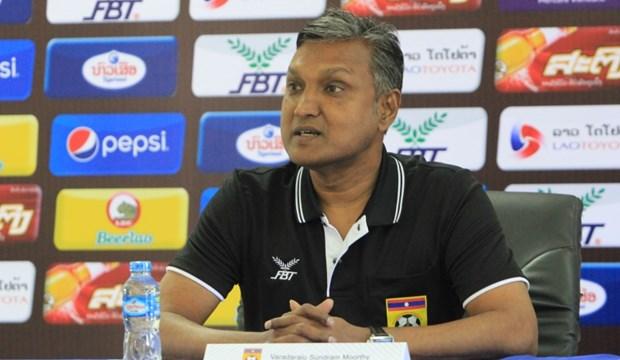AFF Suzuki Cup 2018: Doi tuyen Lao quyet gay bat ngo truoc Viet Nam hinh anh 1