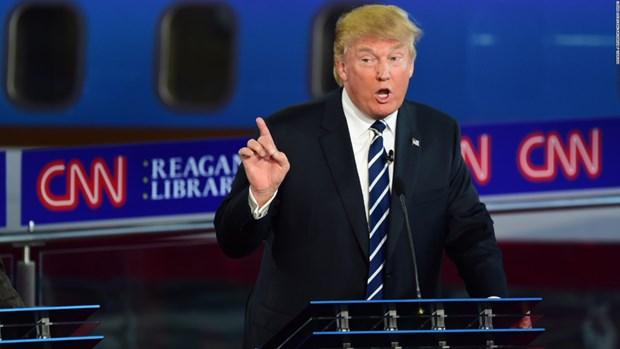 Tong thong Trump cao buoc CNN dua ket qua tham do va binh luan gia hinh anh 1