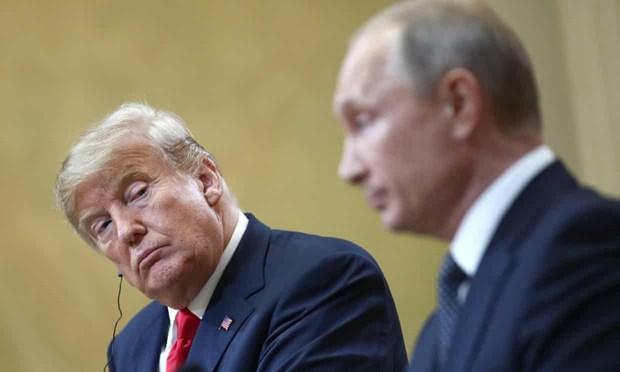 Co kha nang hoi nghi Trump-Putin khong dien ra tai Paris hinh anh 1