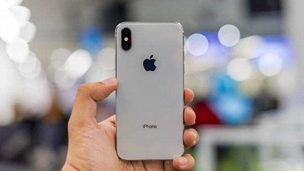 Doanh so iPhone thap khien Apple mat danh hieu cong ty nghin ty USD hinh anh 1
