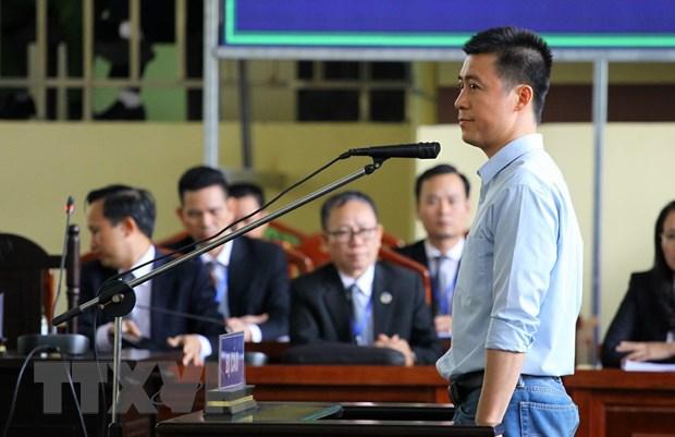 Vu an danh bac nghin ty: Nguyen Thanh Hoa chap nhan noi dung luan toi hinh anh 2