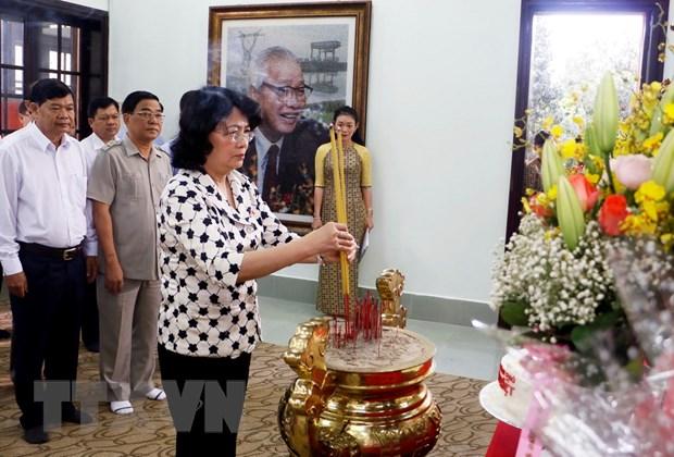 Ky niem Ngay Nam Ky khoi nghia va Ngay sinh Thu tuong Vo Van Kiet hinh anh 1