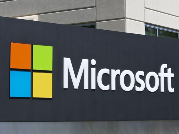 Microsoft vuot Apple tro thanh cong ty co gia tri nhat o My hinh anh 1