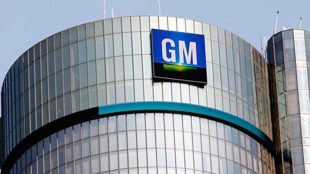 My doa cat giam uu dai danh cho hang oto General Motors hinh anh 1