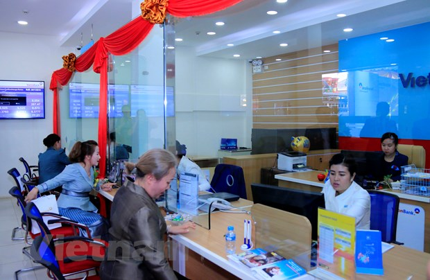 VietinBank Lao to chuc le khai truong Chi nhanh Vientiane hinh anh 2