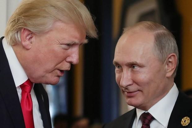 Dien Kremlin: My da xac nhan cuoc gap Trump-Putin tai thuong dinh G20 hinh anh 1