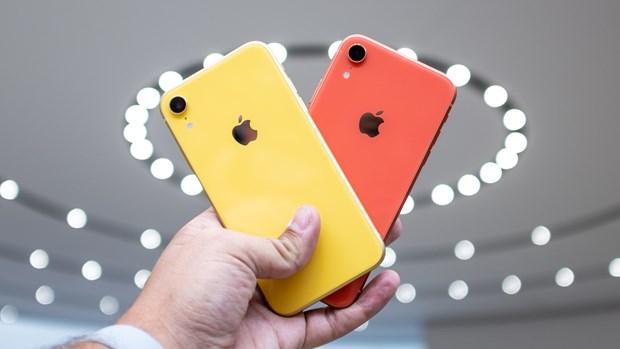iPhone XR dang la mau iPhone ban chay nhat cua Apple hinh anh 1