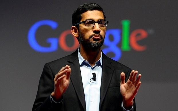 CEO Google sap ra dieu tran cong khai lan dau tien truoc Quoc hoi My hinh anh 1