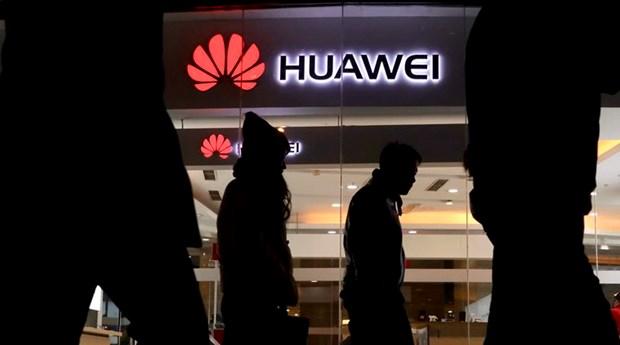 Nhat Ban loai Huawei, ZTE khoi hop dong mua sam chinh phu hinh anh 1
