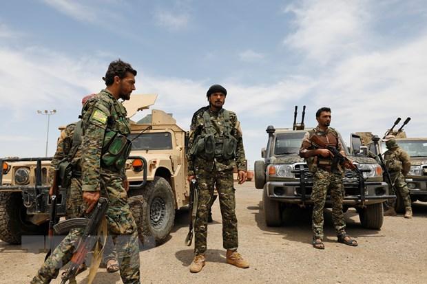 Syria: SDF tai chiem thanh tri chu chot cua IS o Dong Syria hinh anh 1