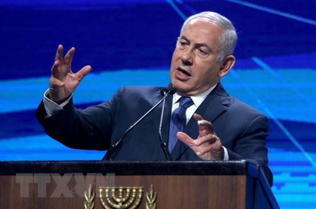 Israel phe chuan Thu tuong Netanyahu lam Bo truong Quoc phong hinh anh 1