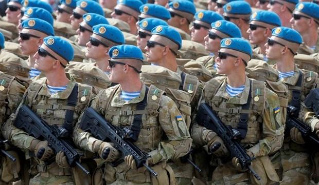 My chuan bi cong bo ke hoach tang cuong cung cap vu khi cho Ukraine hinh anh 1