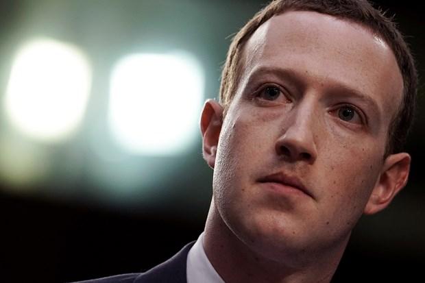 Du dinh hang loat be boi, Zuckerberg van tu hao ve Facebook nam 2018 hinh anh 1