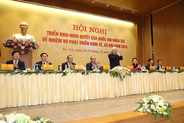 Nam 2019 - No luc doi moi, sang tao, quyet liet hanh dong hinh anh 6