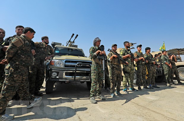 My tim cach dam bao Tho Nhi Ky khong tan sat nguoi Kurd tai Syria hinh anh 1