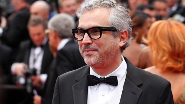 Qua cau Vang 2019: Dao dien Alfonso Cuaron thang lon voi 'Roma' hinh anh 1