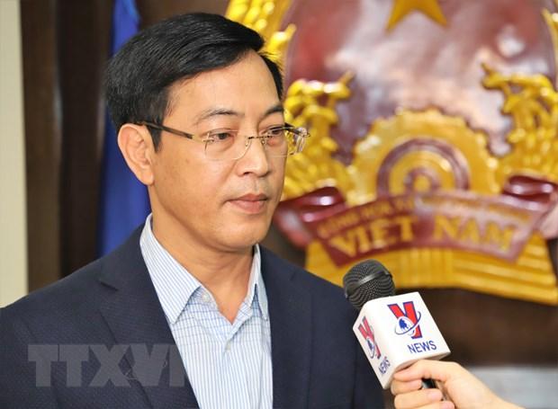 Tong Lanh su quan Viet Nam o Hong Kong bao ho thuyen vien Viet Nam hinh anh 1
