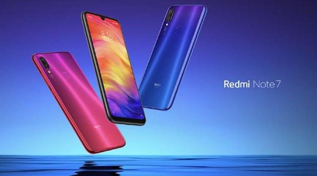 Xiaomi ra mat mau dien thoai Redmi Note 7 voi camera 48 megapixel hinh anh 1