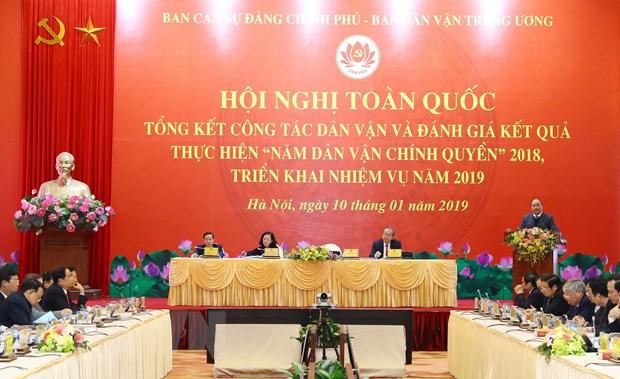 Thu tuong: Dan van phai huong toi muc tieu nang cao doi song nhan dan hinh anh 2