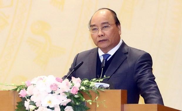 Thu tuong giao nhiem vu cho Van phong Chinh phu nam 2019 hinh anh 1
