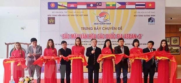 Sac mau Van hoa cac quoc gia ASEAN va cac nuoc doi tac hinh anh 1