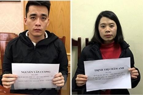 Thanh Hoa: Bat them 4 doi tuong lien quan den hoat dong