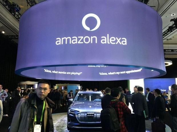 CES 2019: San dien pho truong suc manh AI cua Amazon va Google hinh anh 1