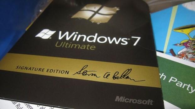 Microsoft se ngung ho tro cap nhat he dieu hanh Windows 7 hinh anh 1