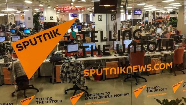 Facebook chan cac tai khoan duoc lien ket voi hang tin Sputnik hinh anh 1