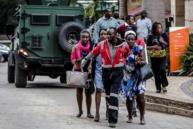 Kenya bat giu them nhieu nghi can lien quan vu khung bo o Nairobi hinh anh 1
