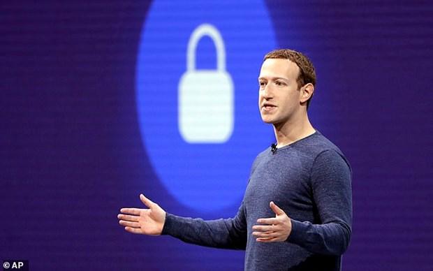 CEO Facebook Mark Zuckerberg: