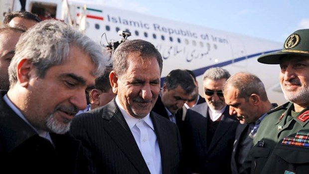 Iran, Syria dat cac thoa thuan quan trong trong linh vuc ngan hang hinh anh 1