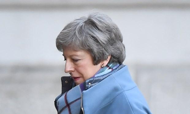 Thu tuong Anh de xuat thoi diem bo phieu lan 2 ve thoa thuan Brexit hinh anh 1