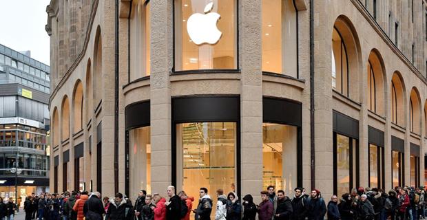 Qualcomm yeu cau Duc phat Apple vi khong tuan thu lenh cam ban iPhone hinh anh 1