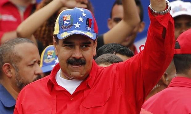 Tong thong Venezuela Maduro bac toi hau thu cua chau Au hinh anh 1