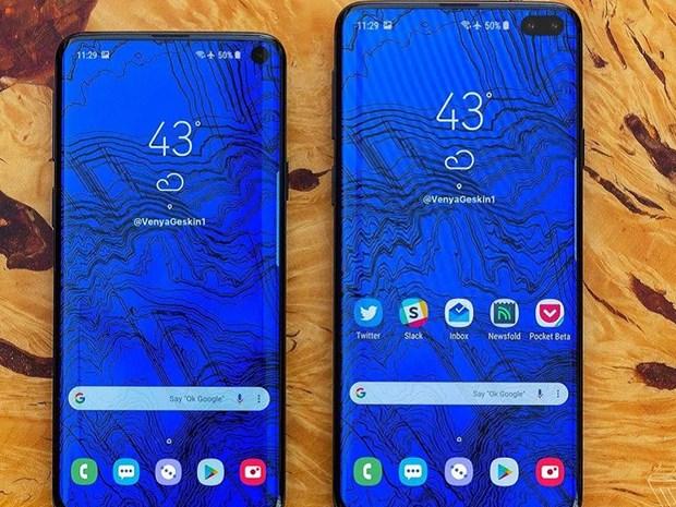 Samsung Galaxy S10 co the se ho tro chuan ket noi Wi-Fi 6 moi hinh anh 1
