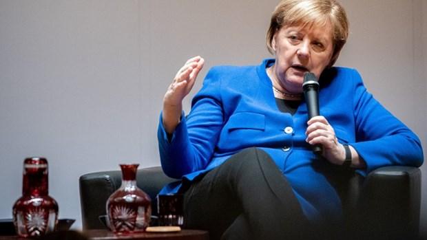 Thu tuong Duc Merkel neu dieu kien de Huawei tham gia mang 5G hinh anh 1