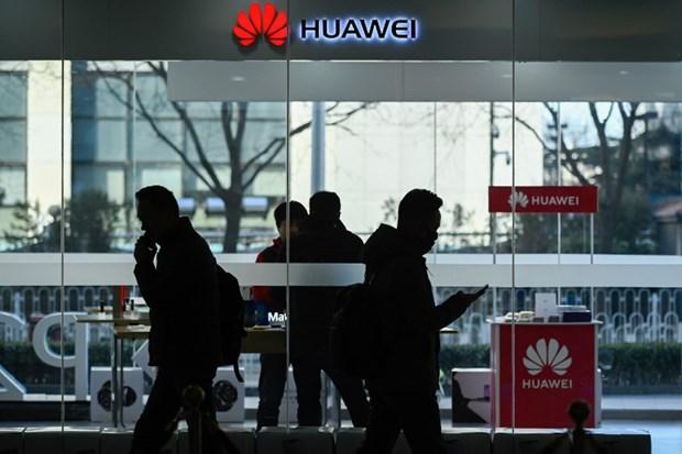My canh bao EU khong su dung thiet bi cua Huawei cho mang 5G hinh anh 1