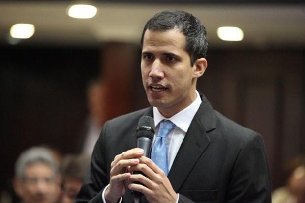 Venezuela dieu tra tai san cua thu linh doi lap Juan Guaido hinh anh 1