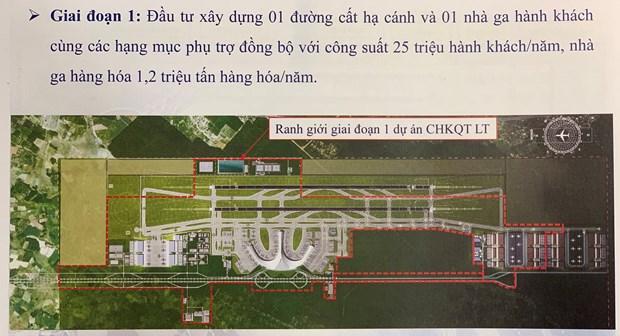 Tang tien do chuan bi cho muc tieu xay san bay Long Thanh vao 2020 hinh anh 2