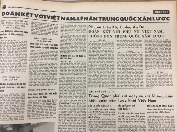 Bien gioi 1979: Neu Viet Nam yeu cau, ca trieu nguoi Cuba se buoc len hinh anh 1