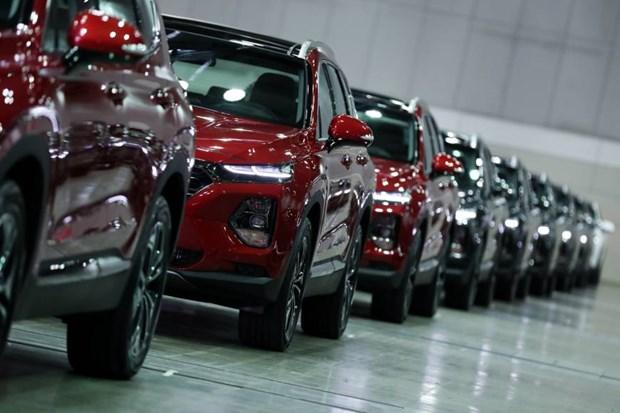 Doanh so ban oto diesel cua Hyundai-Kia giam nam thu 3 lien tiep hinh anh 1