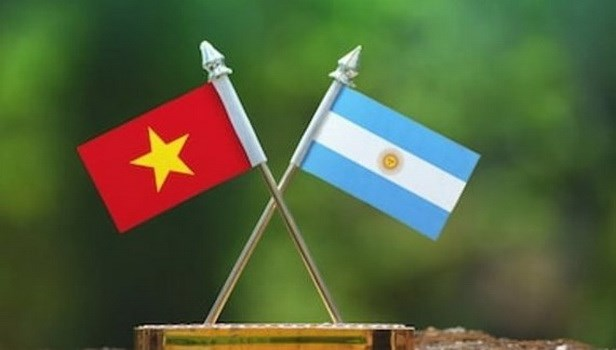 Quan he Viet Nam-Argentina khong ngung cung co va phat trien tot dep hinh anh 1