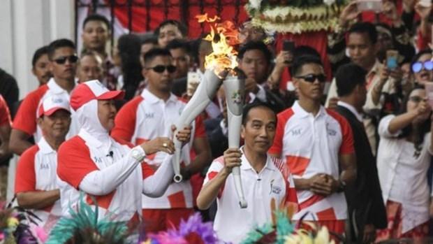 Indonesia tham gia cuoc dua gianh quyen dang cai Olympic 2032 hinh anh 1