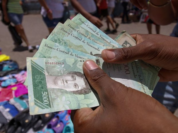 Venezuela uoc tinh thiet hai 38 ty USD do trung phat kinh te hinh anh 1